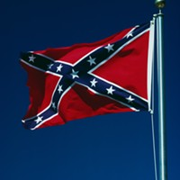Huffman's Flag Ban Rises from the Ashes