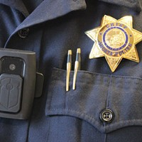 DA, Police Chiefs Mull Video Policy