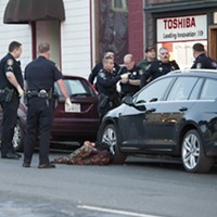EPD Identifies Officers Involved in Downtown Shooting