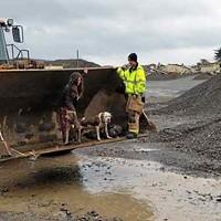 Flooding Expected on the Eel, Van Duzen