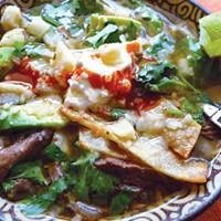 Hunter's Tortilla Soup