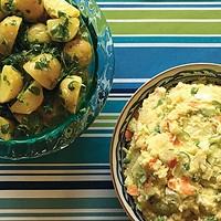 Potato Salad Fight