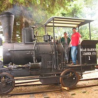 Steam Up at Fort Humboldt State Historic Park