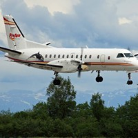 UPDATE: PenAir Dropping Humboldt Route, Effective Monday