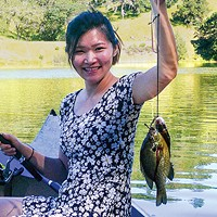 Panfish Fishing