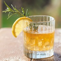 The Golden Era: A Cannabis Cocktail
