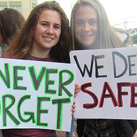 What Humboldt Students Have to Say About School Shootings and How to Stop Them
