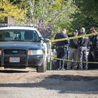 Police: Slain Fortuna Woman Was Intervening in Kidnapping