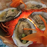 Best Oysters on the Plaza