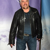 Hollywood Star for Mayor of Flavortown
