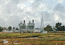 Humboldt Bay Power Plant. - YULIA WEEKS