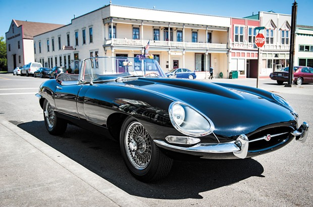 Ferndale Concours on Main - PHOTO BY MARK MCKENNA
