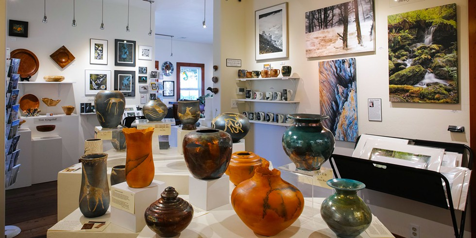 Trinidad Art Gallery.