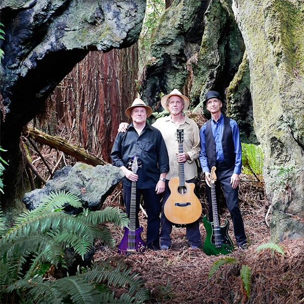 Lacuna plays the Westhaven Center for the Arts at 7:30 p.m. on Friday, Oct. 12. - COURTESY OF THE ARTISTS