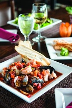 California cioppino - MARK MCKENNA