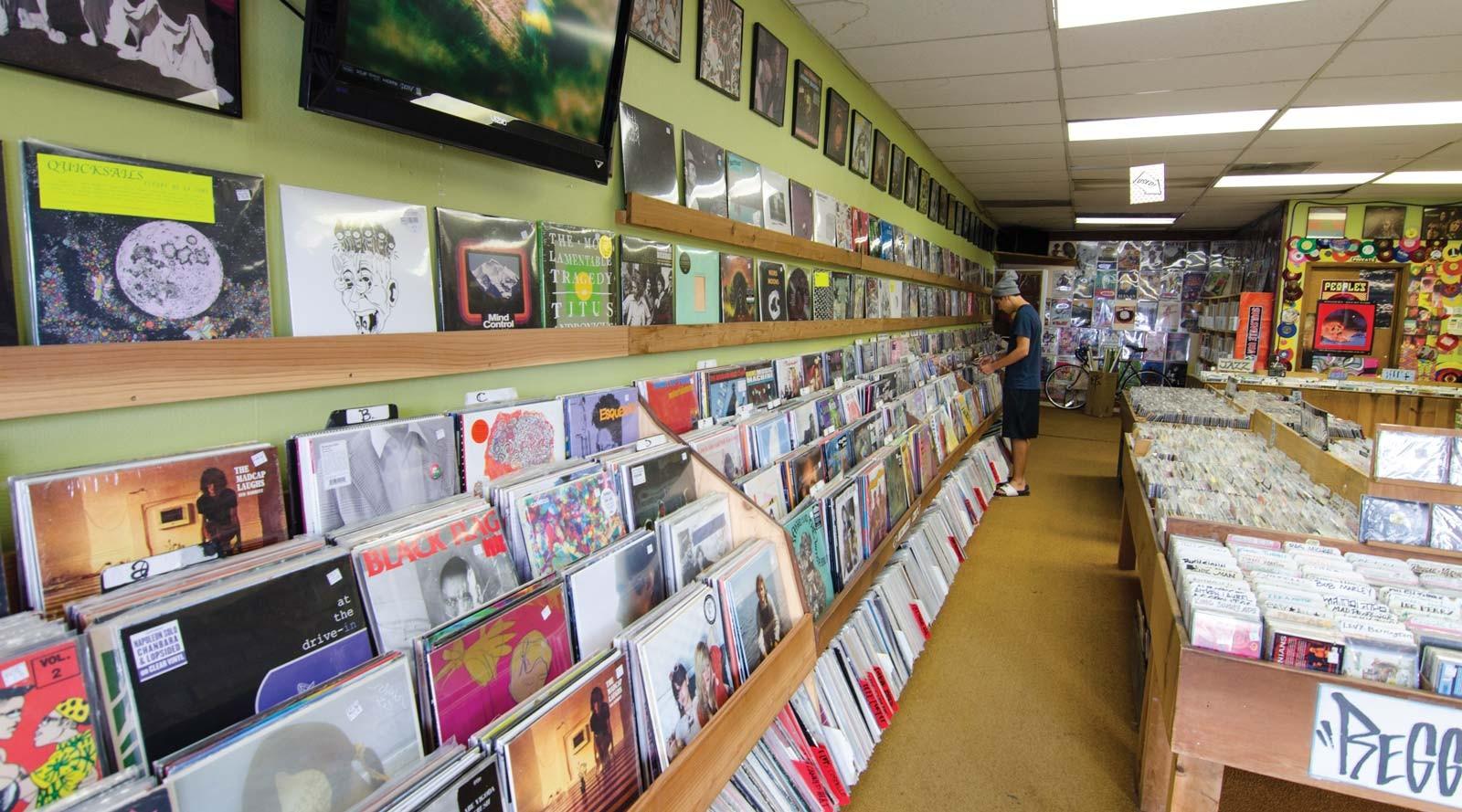 People's Records - DREW HYLAND