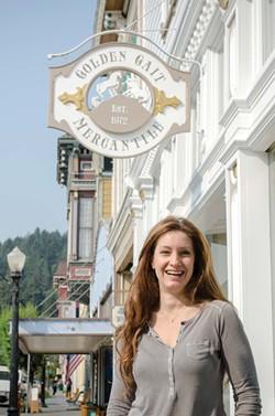 Golden Gait Mercantile Owner Julie Kreitzer - DREW HYLAND