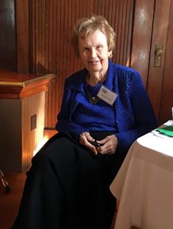 Muriel Dinsmore - EUREKA HERITAGE SOCIETY'S FACEBOOK PAGE