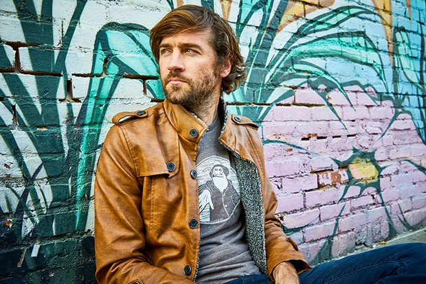 John Craigie plays The Old Steeple on Wednesday, Oct. 7 at 7:30 p.m. ($26). - SUBMITTED