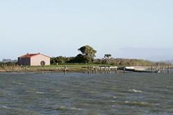 Tuluwat, on Indian Island. - FILE