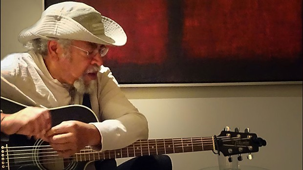 Ernest Whaley plays Saturday, Jan. 19 from 5-7 p.m. at North Town Coffee as part of the Three Chords and the Truth Songwriter Showcase (free). - SUBMITTED