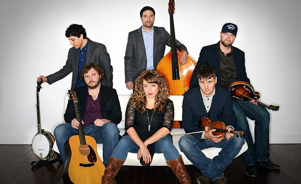 Front Country plays the Arcata Playhouse on Tuesday, Feb. 5 at 8 p.m. ($18, $16) - SUBMITTED