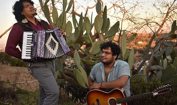 Tropica Magica plays the Miniplex at 8:30 p.m. on Monday, Feb. 11. - SUBMITTED