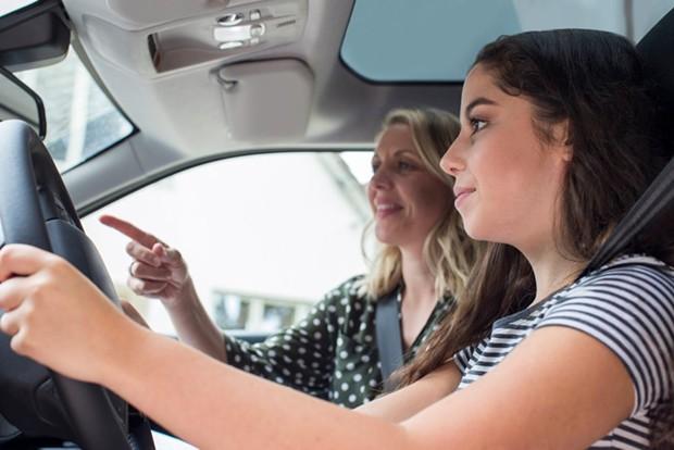 Nonbinary legislation has little-noticed impact on teen drivers. - CALMATTERS