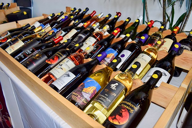 Humboldt Wine Festival - SUBMITTED