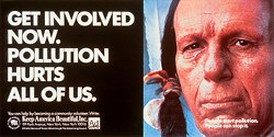 """""""Iron Eyes"""" - BY THE AD COUNCIL, HTTPS://EN.WIKIPEDIA.ORG/W/INDEX.PHP?CURID=12667516"""