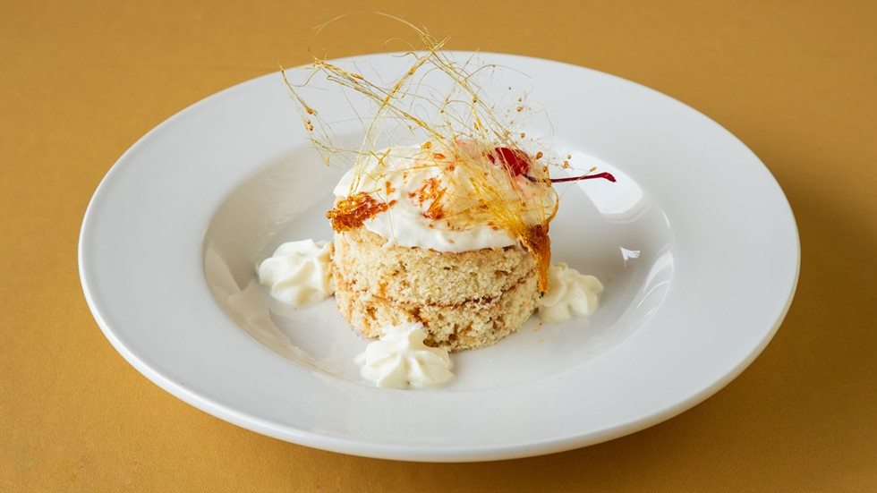 Ask about the dessert specials and the tres leches cake. - AMY KUMLER