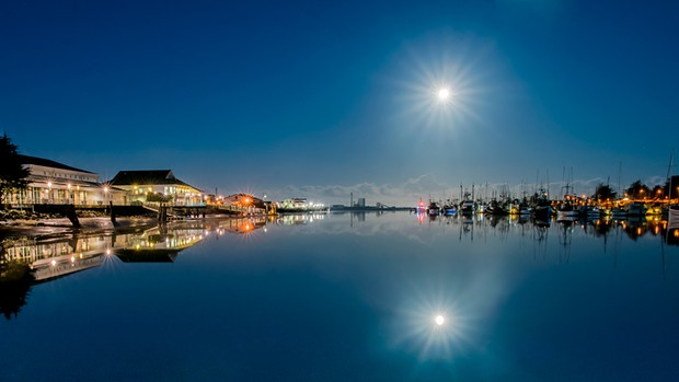 Eureka Waterfront - PHOTO BY LARRY LAGE