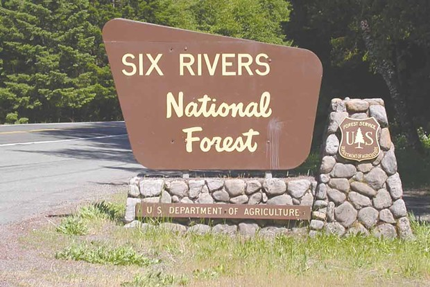 The Six Rivers National Forest was established in 1947. - PHOTO BY HEIDI WALTERS