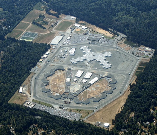 Pelican Bay State Prison has so far been spared with the worst of the COVID-19 outbreak in California prisons, with no inmates and just two staff members having tested positive. - WIKIMEDIA CREATIVE COMMONS