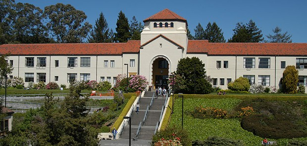 Humboldt State's Founders Hall. - FILE