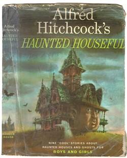 Alfred Hitchcock's Haunted Houseful - RANDOM HOUSE, 1961