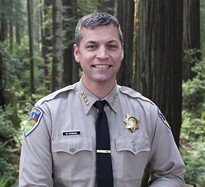 Sheriff William Honsal - HUMBOLDT COUNTY SHERIFF'S OFFICE