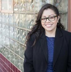 Karen Paz Dominguez. - SUBMITTED