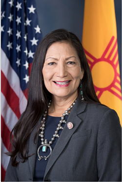 New Mexico Rep. Deb Haaland
