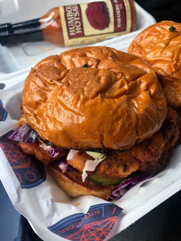 Couxp brings Tennessee hot chicken to the North Coast. - SUBMITTED