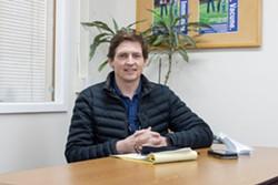 County Health Officer Ian Hoffman - HUMBOLDT COUNTY PUBLIC HEALTH