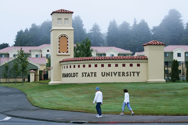 Humboldt State University - FILE