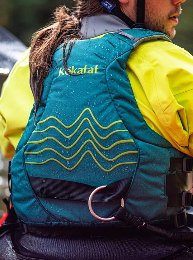 Kokatat paddle gear - PHOTO COURTESY OF MICHAEL COLLIN