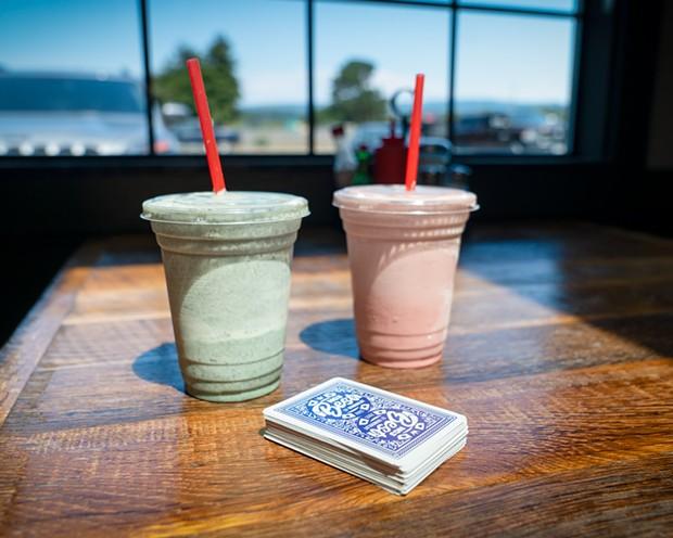 Best Milkshake: Toni's 24 Hour Restaurant - PHOTO BY JONATHAN WEBSTER