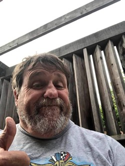 """""""I'm good for now and planning on staying that way,"""" First District Supervisor Rex Bohn wrote on Facebook after getting a positive COVID-19 case, adding that because he is fully vaccinated he feels protected against severe illness. - REX BOHN/FACEBOOK"""