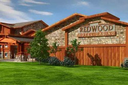 In working to finance the opening of the Redwood Hotel and Casino, the Yurok Tribe claims it lost $250,000 to a conman.