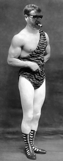 Strongman Rex - DREW HYLAND