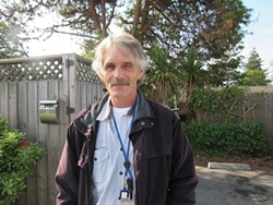 Alcohol and Drug Care Services Coordinator Dale Ward - PHOTO BY LINDA STANSBERRY