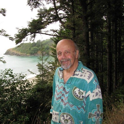 Sidney Dominitz in Trinidad, the town he called home for 40 years. - FACEBOOK