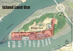 The Harbor District's proposed zoning change. - NCJ